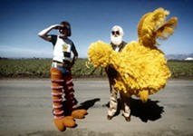 DVDanger: <i>I Am Big Bird</i>