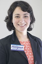 Meet the Candidate: Gina Hinojosa