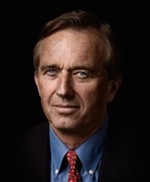 Robert Kennedy Jr. Keynoting SXSW Eco