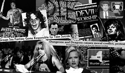 <i>Satanic Panic: Pop-Cultural Paranoia in the 1980s</i>