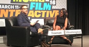 SXSW Interactive: Kerry Washington and Social Stardom