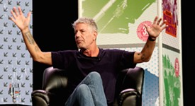 SXSW: Anthony Bourdain