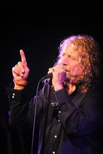 Robert Plant Crowns Austin Music Awards