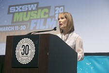 SXSW Film Panel: Gale Anne Hurd Keynote