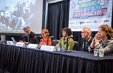 SXSW Music Panel: No Future – 1976 and the Birth of Punk in the UK