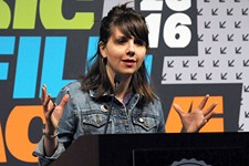 SXSW Music Panel: Jessica Hopper