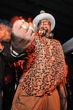 SXSW Music: George Clinton
