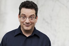 Moontower Review: Andy Kindler's Particular Show