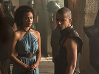 <i>Game of Thrones</i>' Missandei Stops by Austin