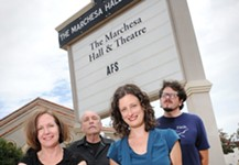 Austin Film Society Takes Over the Marchesa