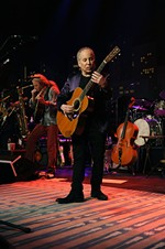 Paul Simon Makes History