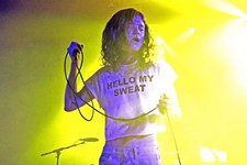 Børns Raises Dopamine Levels at Stubb's