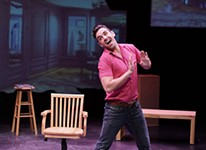 Zach Theatre's <i>Buyer and Cellar</i>