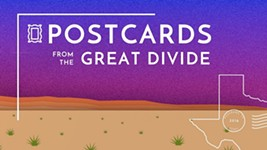 Sending <i>Postcards From the Great Divide</i>