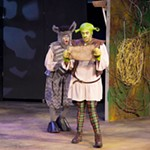 Zilker Theatre Productions' <i>Shrek the Musical</i>