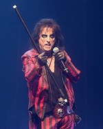Being Alice Cooper