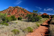 Day Trips: Caprock Canyons State Park, Quitaque