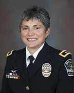 APD's Lone Female Assistant Chief Retires