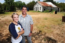 Elgin Agrarian Community Promises Co-op Living on the Blackland Prairie