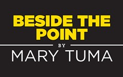 Beside the Point: Still Waiting for the Punch Line