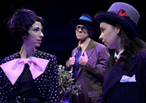 Mary Moody Northen Theatre's <i>The Resistible Rise of Arturo Ui</i>