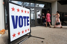 Early Voting Shows Massive Leap