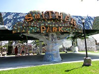 Day Trips: Smither Park, Houston