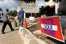 Travis County Voting Boom Means Extra Booths