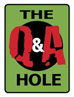 The Q&A Hole: Which Restaurant for the Rest of Your Life?