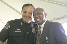 Acevedo Out, Manley In, Search for Permanent Chief is On