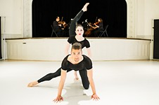 Spectrum Dance Theater's <i>Rambunctious</i>