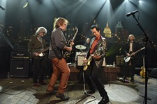 Alejandro Escovedo Grinds Axes at <i>ACL</i>