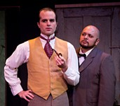 <i>Baskerville</i> at Austin Playhouse