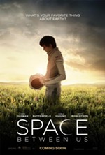 Win tickets to the 2/1 screening of <i>The Space Between Us</i>
