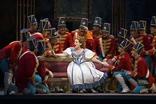 Austin Opera's <i>The Daughter of the Regiment</i>