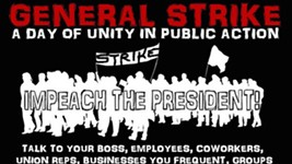 Nationwide Strike Aims to Shut Down the Country