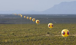 SXSW Film Review: <i>Through the Repellent Fence: A Land Art Film</i>