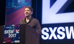 SXSW Panel: Gareth Edwards Keynote