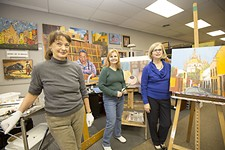 Marketplace Art Gallery's Open Studio