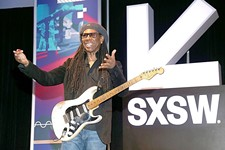 SXSW Music Keynote: Nile Rodgers