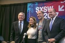 SXSW Panel: The War at Home: Trump and the Mainstream Media