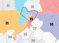 Hearing on Gerrymandering Set for April 27