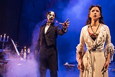 The Phantom of the Opera at Bass Concert Hall