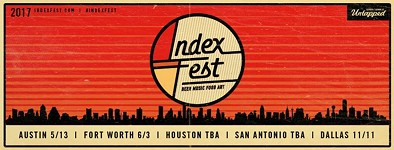 Index Fest Announces Its Beer List
