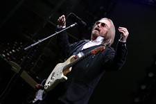 Tom Petty Soaks in 40