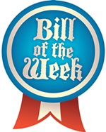 Bill of the Week: Baby, You're a Firework