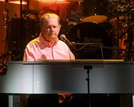 A Starry Night of Brian Wilson