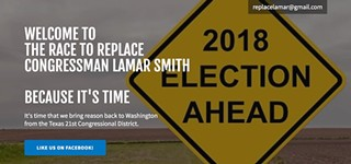 The Effort to Unseat Rep. Lamar Smith Is On