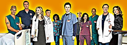 My Obsession: <i>Scrubs</i>