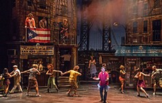 Zach Theatre's <i>In the Heights</i>